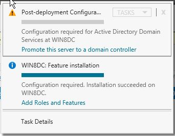 dcpromo13 Windows 8 Server Beta Active Directory ADDS Installation