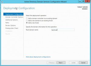 dcpromo15-300x218 Windows 8 Server Beta Active Directory ADDS Installation
