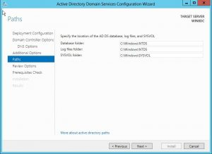 dcpromo18-300x219 Windows 8 Server Beta Active Directory ADDS Installation