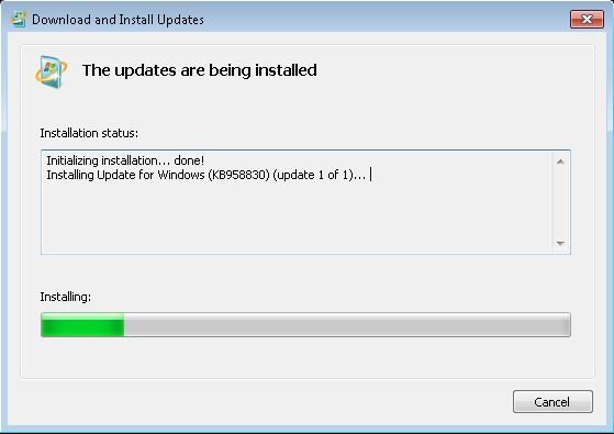 RSAT1 How to Install Remote Server Administration Tools Windows 7