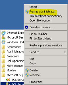 ssms06-239x300 SQL Windows Authentication can't login to SSMS locally