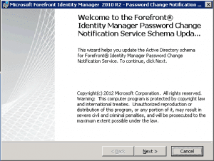pcns02-300x226 How to Sync Passwords between Child and Parent Domain with FIM 2010 R2