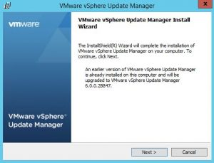 vumupdate03-300x229 Updating vCenter VCSA and update manager to 6.0 U1b