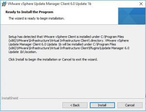 vumupdate15-300x228 Updating vCenter VCSA and update manager to 6.0 U1b
