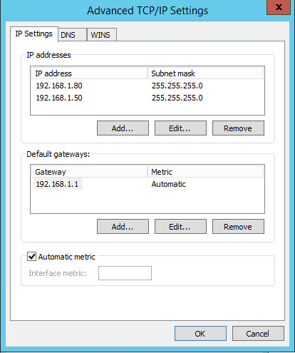 ip02 Force the primary outgoing IP address Windows Server 2012 R2