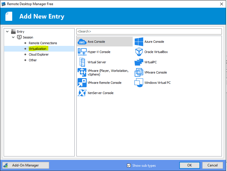 rdm03 Remote Desktop Connection Manager Replacement