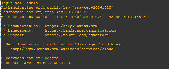 puttygen05 Setup Azure Linux Public Key Authentication