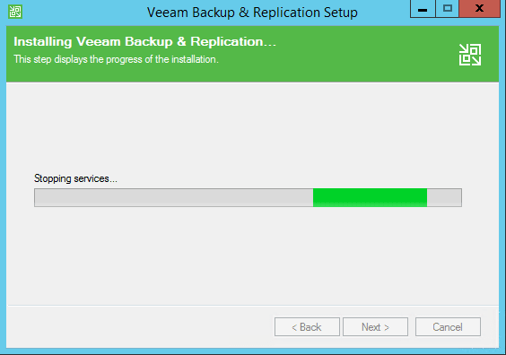 v95up12 Upgrade Veeam Backup and Replication 9.0 to 9.5