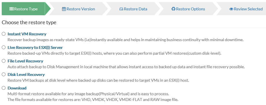 vemafford03 Vembu BDR Suite - The all-in-one backup solution at affordable cost for all