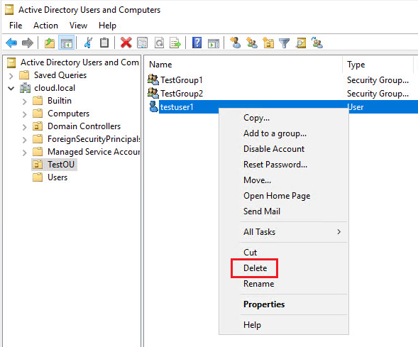 vbr_ad08 Veeam Restore Windows Server 2016 Active Directory Objects