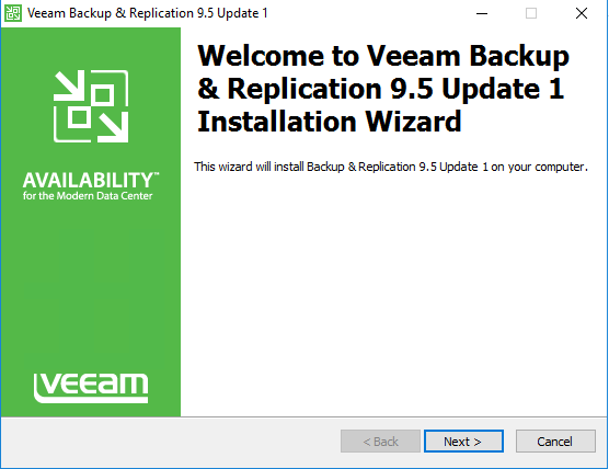 v95u1_01 Veeam 9.5 Update 1 Released VMware vSphere 6.5 support
