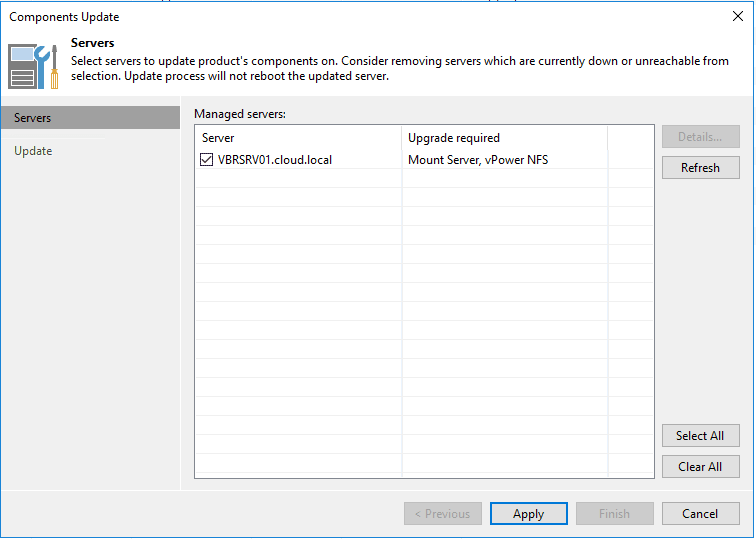 v95u1_08 Veeam 9.5 Update 1 Released VMware vSphere 6.5 support