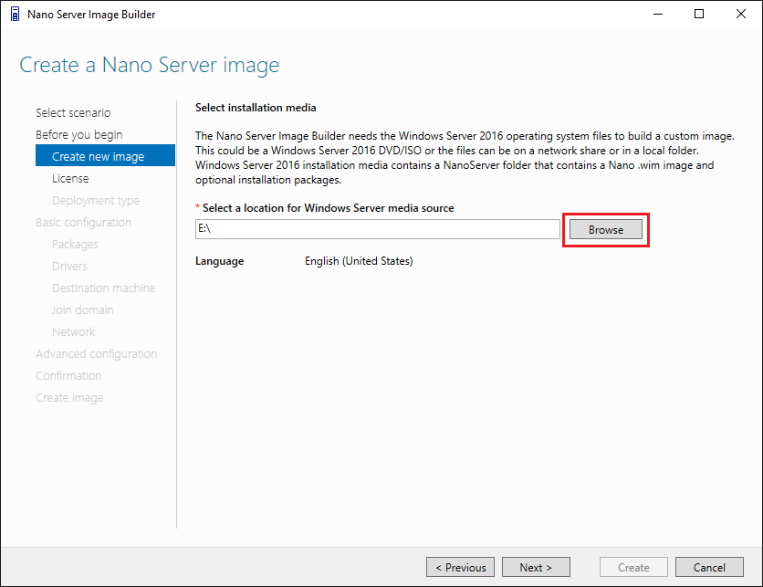 nano03 Install Windows Server 2016 Hyper-V Nano Server in VMware ESXi