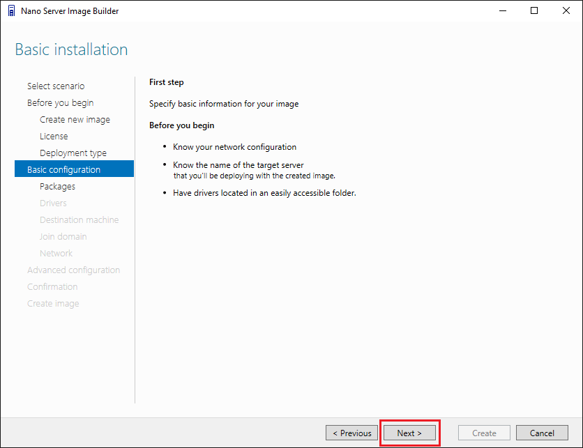 nano06 Install Windows Server 2016 Hyper-V Nano Server in VMware ESXi
