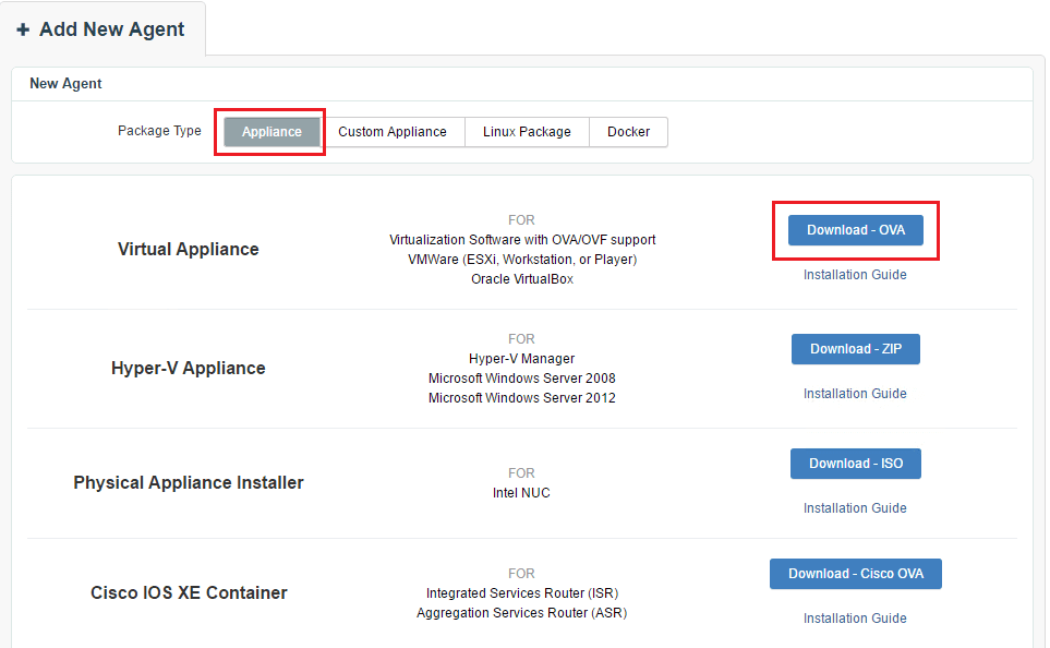 teagent01a Installing and Configuring Thousandeyes Enterprise Agents