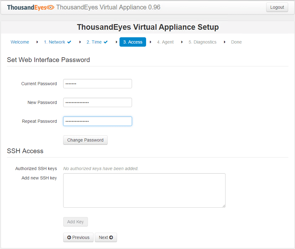 teagent03 Installing and Configuring Thousandeyes Enterprise Agents