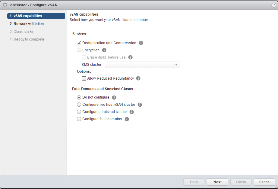 vsan66_03 VMware vSAN 6.6 Configuration and new features