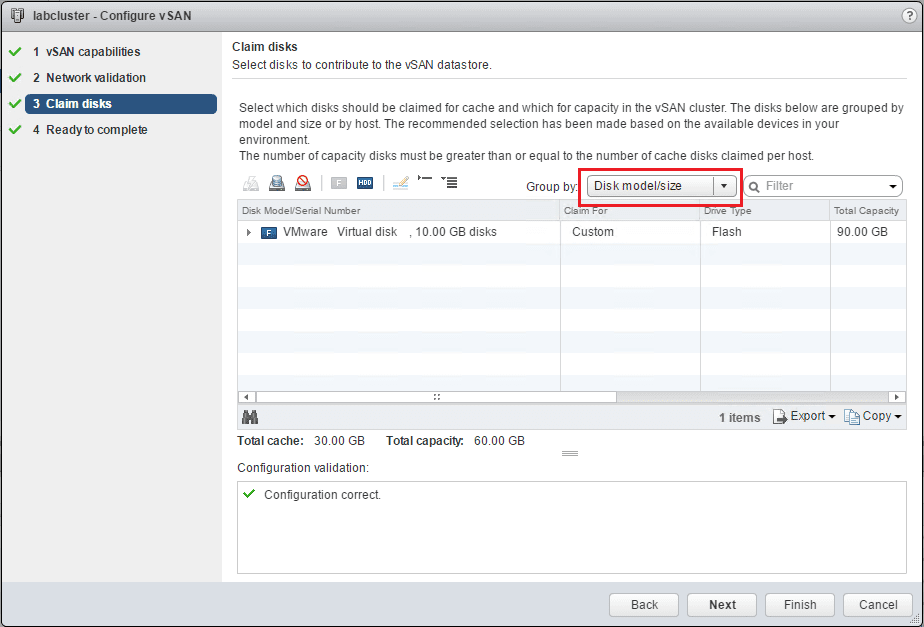 vsan66_05a VMware vSAN 6.6 Configuration and new features