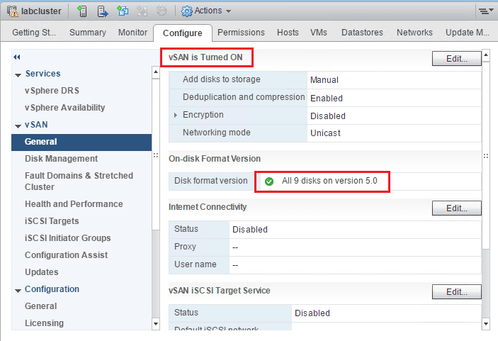 vsan66_07 VMware vSAN 6.6 Configuration and new features