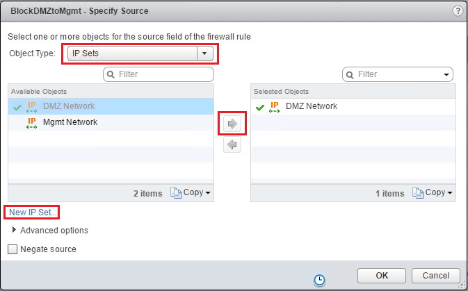 nsxfire07 Secure Home Lab DMZ network with VMware NSX firewall