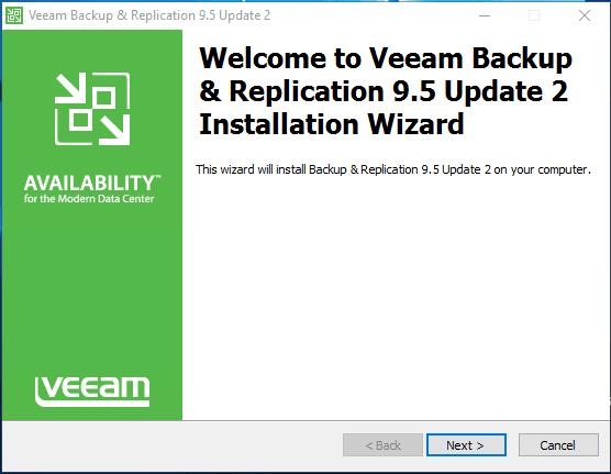 Veeam Backup and Replication 9 5 Update 2 released new