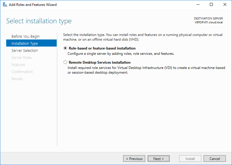 wsus16_02 Install and Configure Windows Server 2016 WSUS