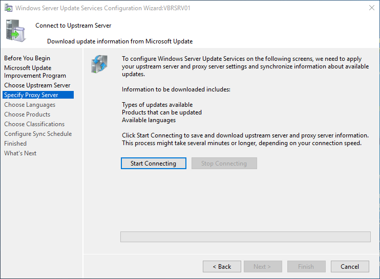 wsus16_21 Install and Configure Windows Server 2016 WSUS