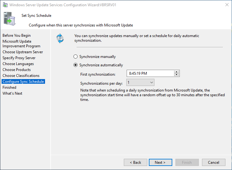 wsus16_26 Install and Configure Windows Server 2016 WSUS