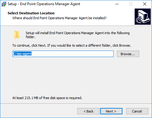 10-vropsend Install vRealize Operations Manager 6.6 Endpoint Agent
