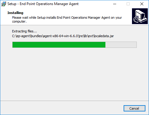 11-vropsend Install vRealize Operations Manager 6.6 Endpoint Agent