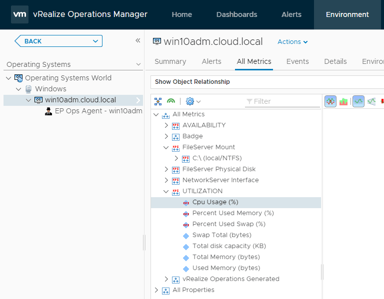 16-vRealize-Operations-Manager-6.6-Endpoint-Agent-statistics Install vRealize Operations Manager 6.6 Endpoint Agent