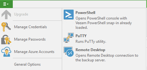 veeamcomp01 PowerShell Compare VM inventory with Veeam Backup Jobs