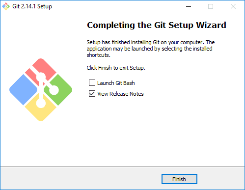 Completing-Git-Hub-for-Windows-installation Use Git with Visual Studio Code