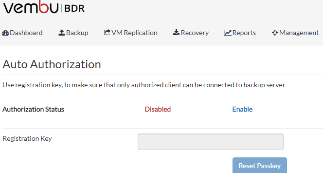Vembu-BDR-Suite-3.8-Auto-Authorization Vembu BDR Suite 3.8 Released with New Features