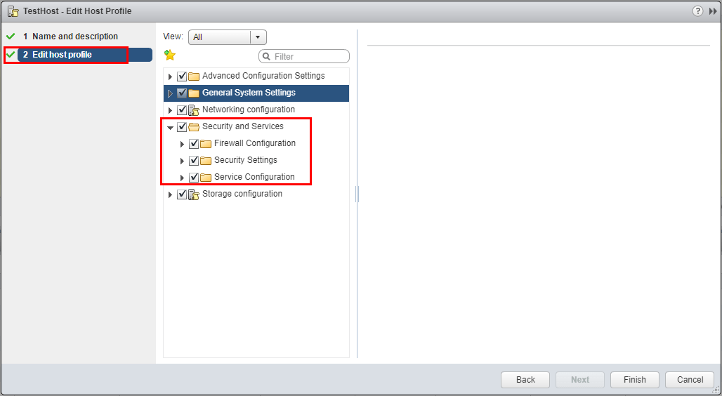 Standardize-security-configuration-between-VMware-ESXi-hosts-with-Host-Profiles How to Security Harden VMware ESXi Hosts