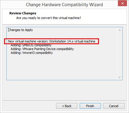 Change Boot Drive to NVMe Storage Controller in VMware Workstation