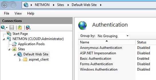 Securing-the-IP-scan-site-with-authentication Automate Documenting Used IP Addresses on my Network