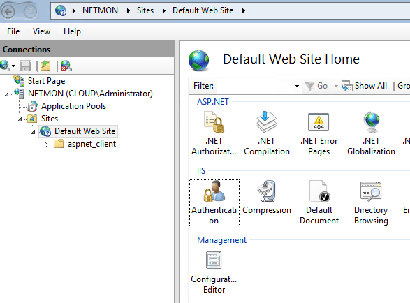Use-IIS-to-display-the-resulting-HTML-files Automate Documenting Used IP Addresses on my Network