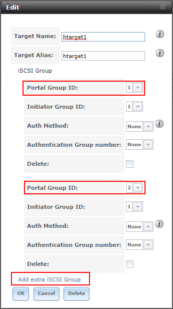 Add-extra-iSCSI-group-IDs-to-each-target-in-FreeNAS FreeNAS iSCSI Configuration for MPIO
