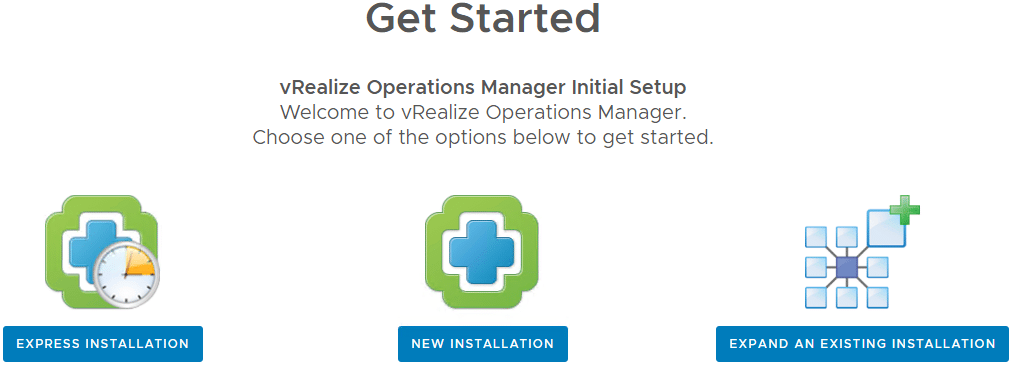 VMware-vRealize-Operations-7.0-Get-Started-page VMware vRealize Operations 7.0 New Features Installation and Configuration