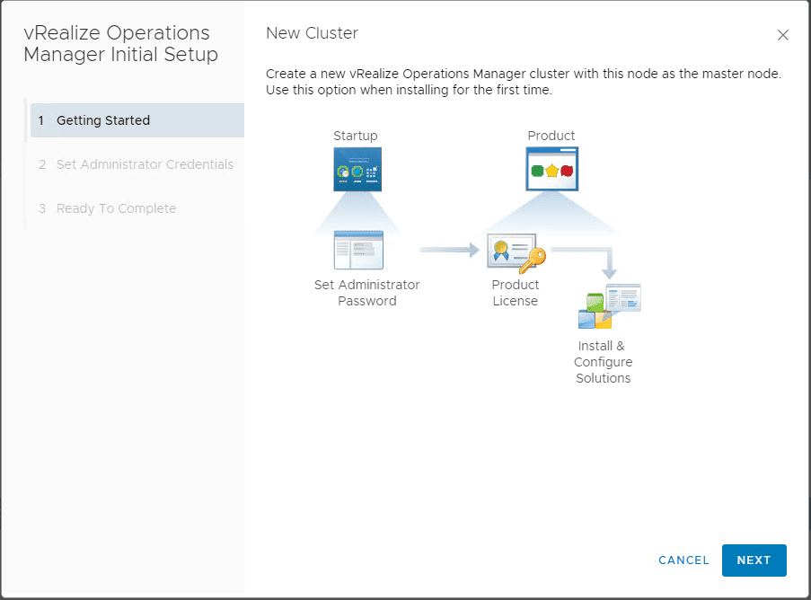 vRealize-Operations-7.0-Express-Installation-Getting-Started VMware vRealize Operations 7.0 New Features Installation and Configuration