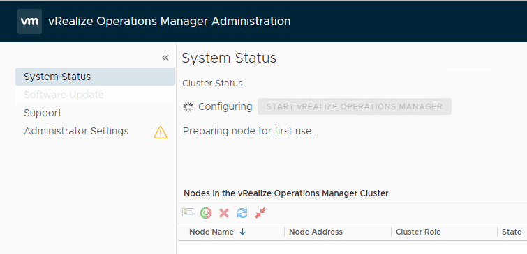 vRealize-Operations-7.0-Preparing-Node-for-first-use VMware vRealize Operations 7.0 New Features Installation and Configuration