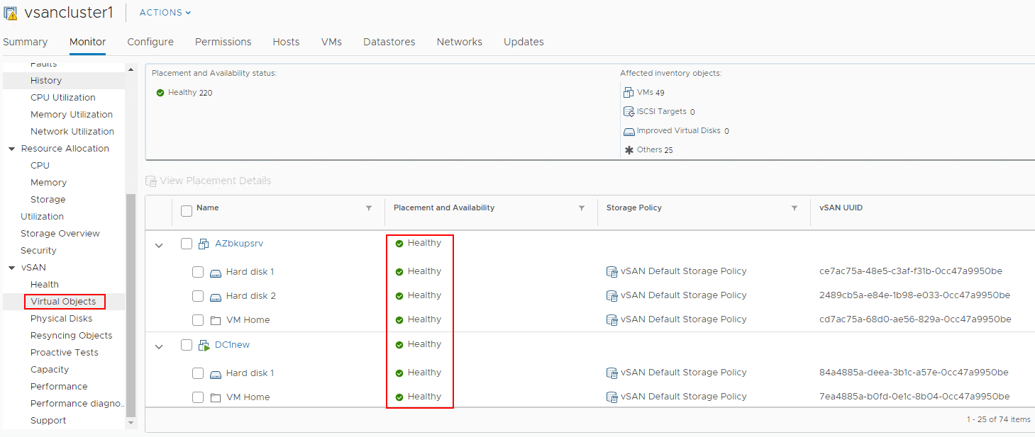 After-the-vSAN-resync-objects-operation-completes-all-objects-were-showing-as-healthy-once-again Replacing VMware vSAN Cache Disk and Resyncing vSAN Objects