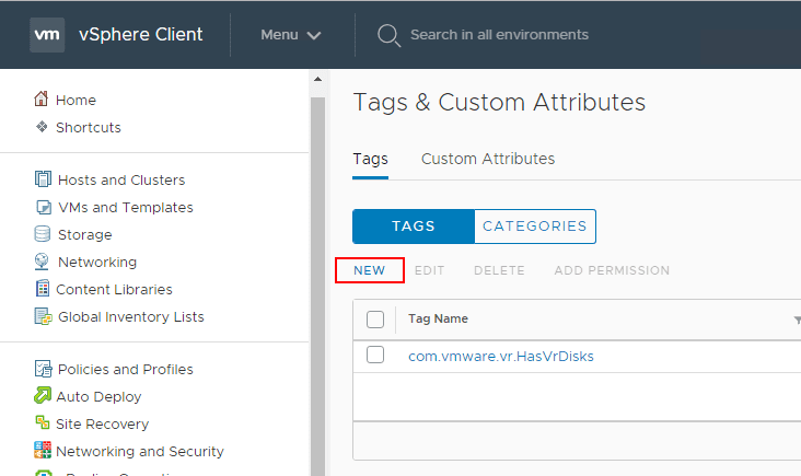 Creating-a-new-Tag-in-VMware-vSphere-6.7-Update-1 NAKIVO Backup and Replication v8.1 Beta Released with Policy-Based Data Protection
