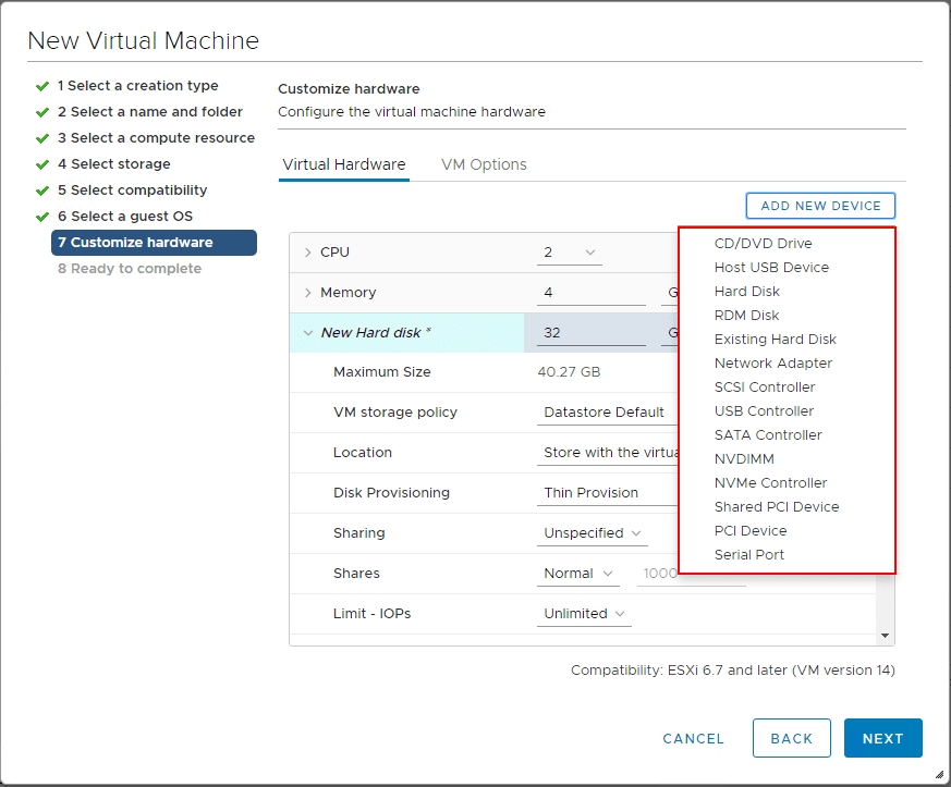 KMS-server-must-be-present-in-vCenter-Server-to-have-the-option-to-add-Trusted-Platform-Module Securing VMware Virtual Machines with Encryption VBS and vTPM