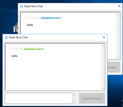 Wayk-Now-chat-options-available-in-the-remote-access-tool Devolutions Wayk Now Free Remote Access Tool