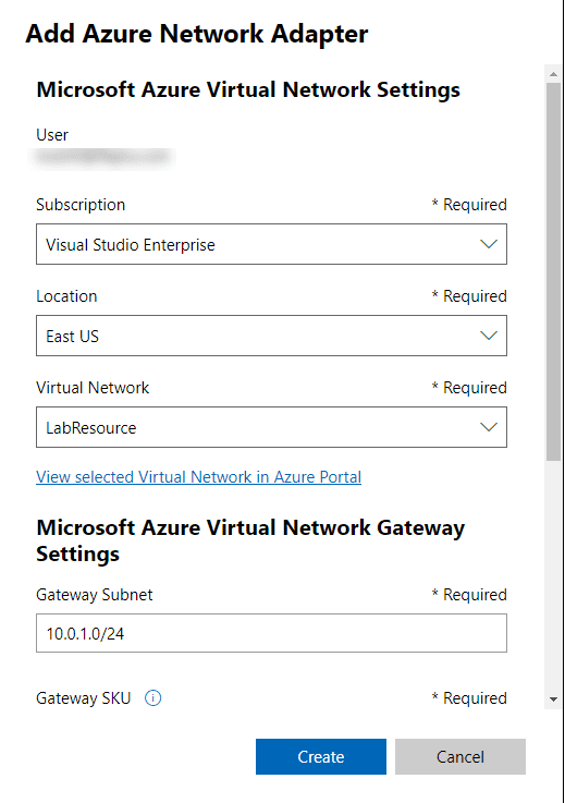 Configuring-Microsoft-Azure-Virtual-Network-Adapter-settings Install and Configure Windows Server 2019 Azure Network Adapter