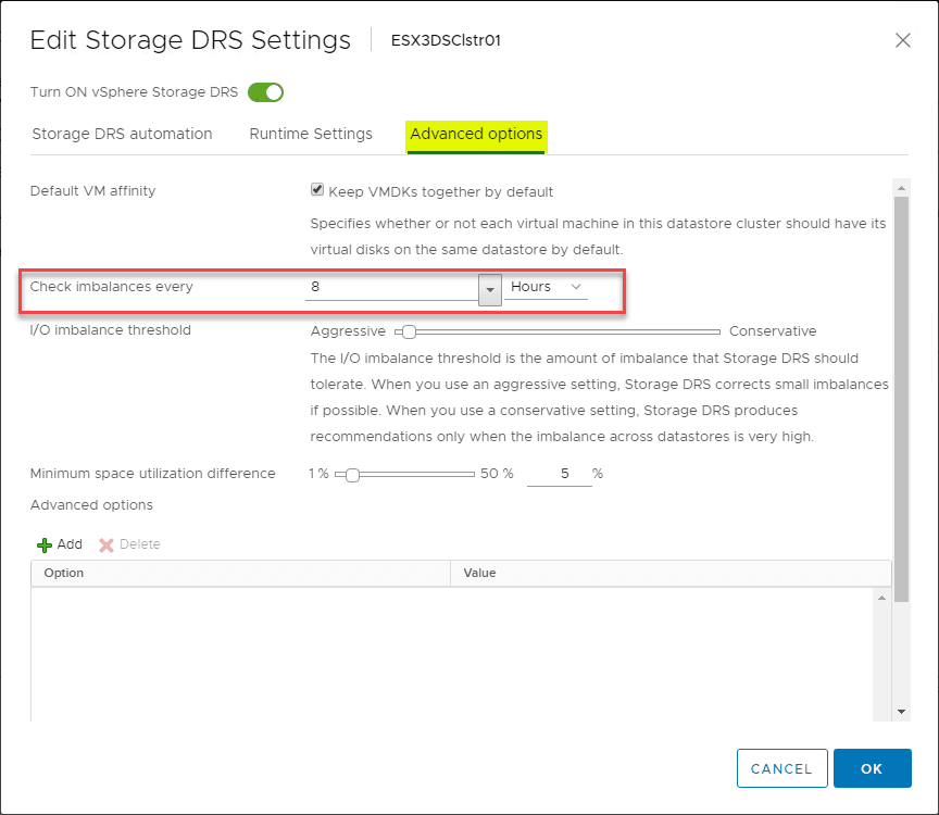 Revisiting-Storage-DRS-Advanced-Settings Automate and Manage Capacity and I/O Across VMware Datastores with Storage DRS