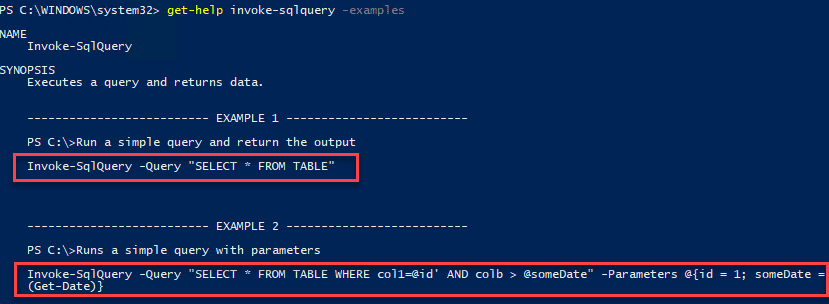 Running-MySQL-queries-using-the-Invoke-SQLQuery-cmdlet-in-PowerShell How To Query a MySQL Database with PowerShell