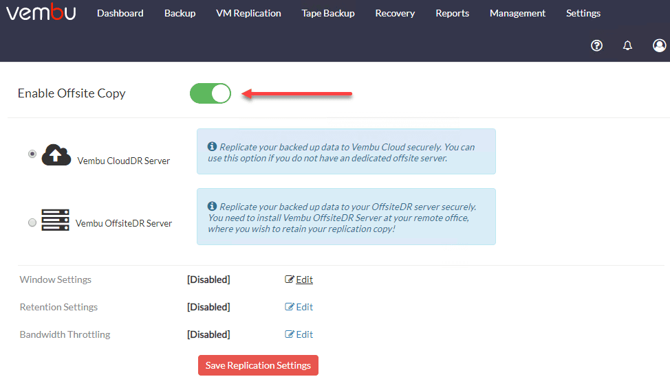 Create-an-offsite-backup-copy-to-further-protect-your-backup-data VMware vSphere Backup Best Practices